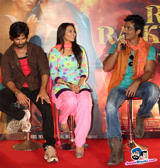 R Rajkumar Theatrical Trailer Launch AcwcICXq