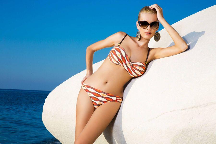 Anna Maria Sobolewska - Lavel Bikini Photoshoot AdgCYn9W