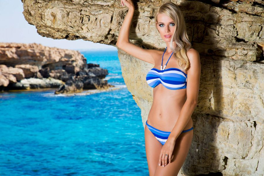 Anna Maria Sobolewska - Lavel Bikini Photoshoot - Page 4 AdgheOdg