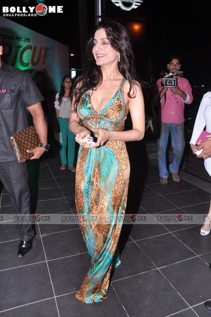 Ameesha Patel at Birthday Bash and Shortcut Romeo Promotions Adi4PQwk