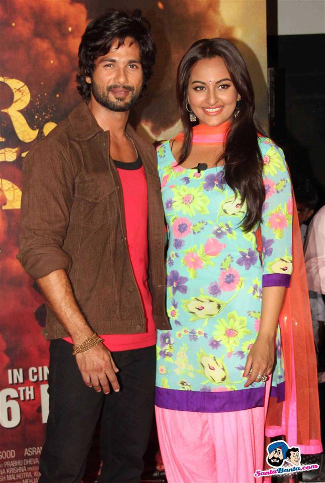 R Rajkumar Theatrical Trailer Launch AdjBcGCk
