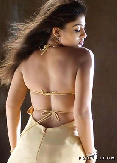 Nayantara Sexy Bare Back photos AdltJxbA