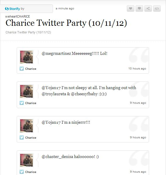 Charice Twitter Party (10/11/12) Ado5lGtH