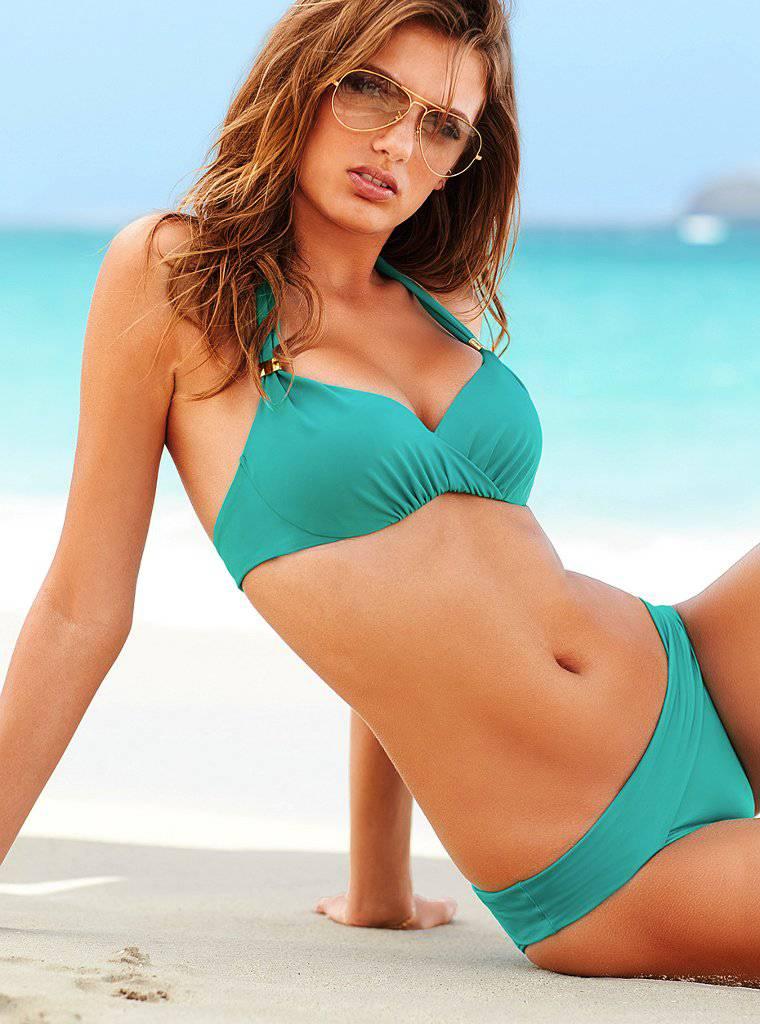 Bregje Heinen - Victoria's Secret Bikini (Sep, 2013) AdwbhC9v