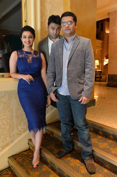 Parineeti Chopra Snapped At Toronto International Film Festival AdzUntRD