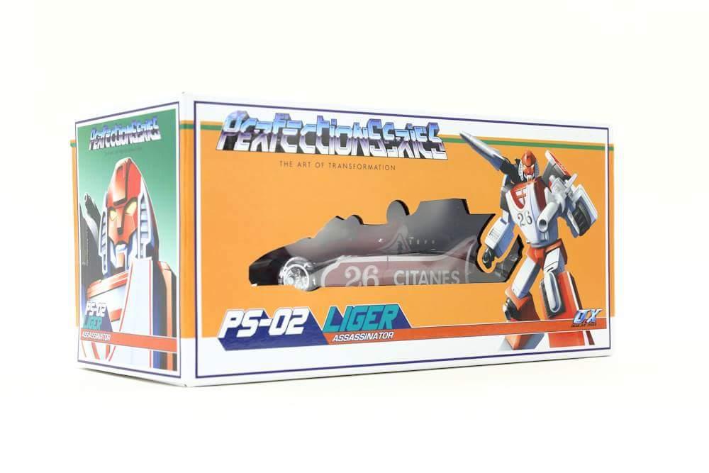 [Ocular Max] Produit Tiers - PS-01 Sphinx (aka Mirage G1) + PS-02 Liger (aka Mirage Diaclone) - Page 3 BfQfVQoQ