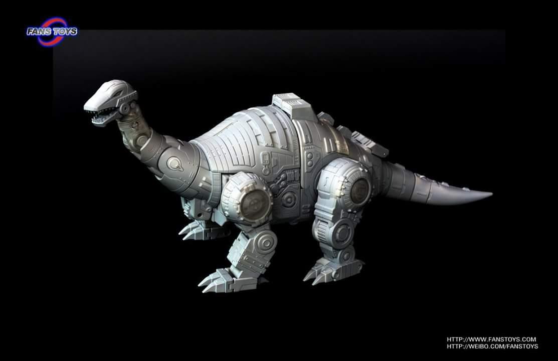 [Fanstoys] Produit Tiers - Dinobots - FT-04 Scoria, FT-05 Soar, FT-06 Sever, FT-07 Stomp, FT-08 Grinder - Page 5 BxjCqJnu