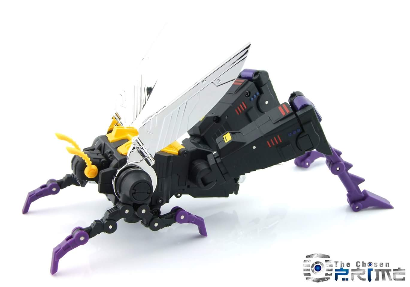 [Fanstoys] Produit Tiers - Jouet FT-12 Grenadier / FT-13 Mercenary / FT-14 Forager - aka Insecticons - Page 3 C6lVHqHv