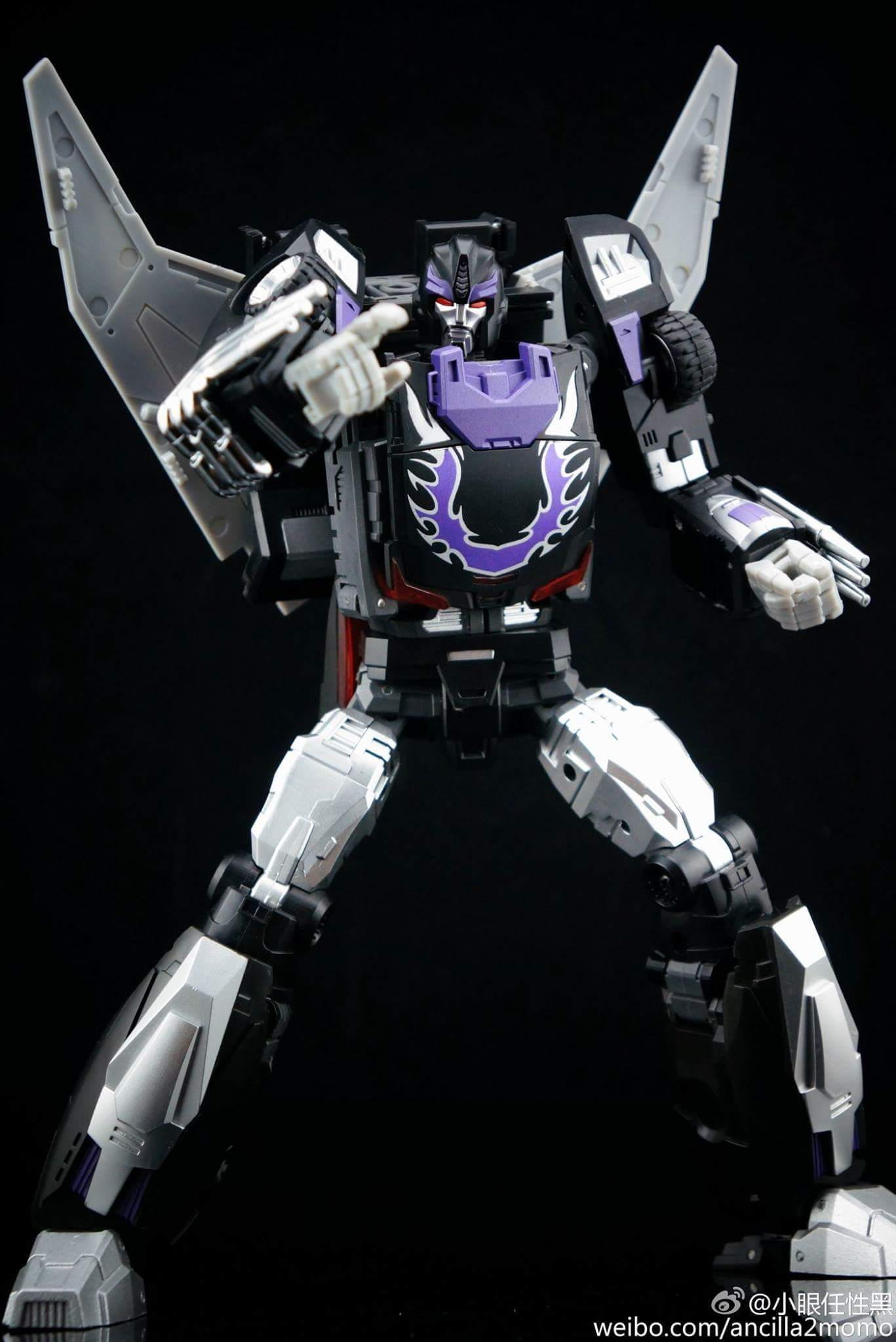 [DX9 Toys] Produit Tiers - Jouet D-06 Carry aka Rodimus et D-06T Terror aka Black Rodimus - Page 2 DoGUfhwO