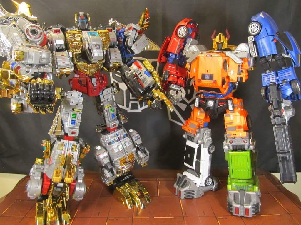 [Toyworld][Zeta Toys] Produit Tiers - Jouet TW-D aka Combiner Dinobots - Page 3 DpO6dONn