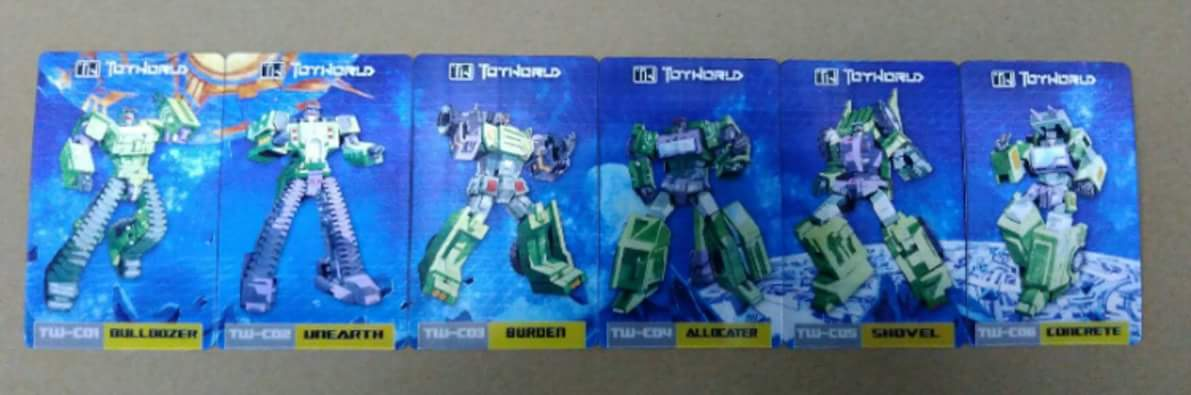 [Toyworld] Produit Tiers - Jouet TW-C Constructor aka Devastator/Dévastateur (Version vert G1 et jaune G2) - Page 3 EsJwo7TU