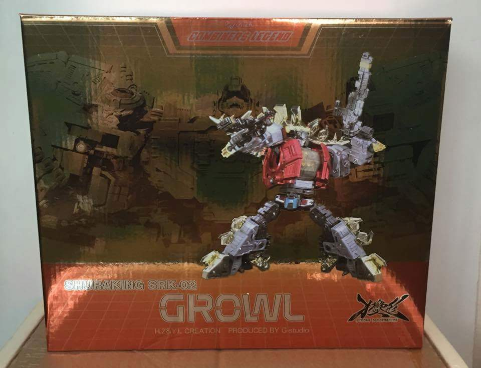 [GCreation] Produit Tiers - Jouet ShuraKing - aka Combiner Dinobots - Page 2 FDijePUR