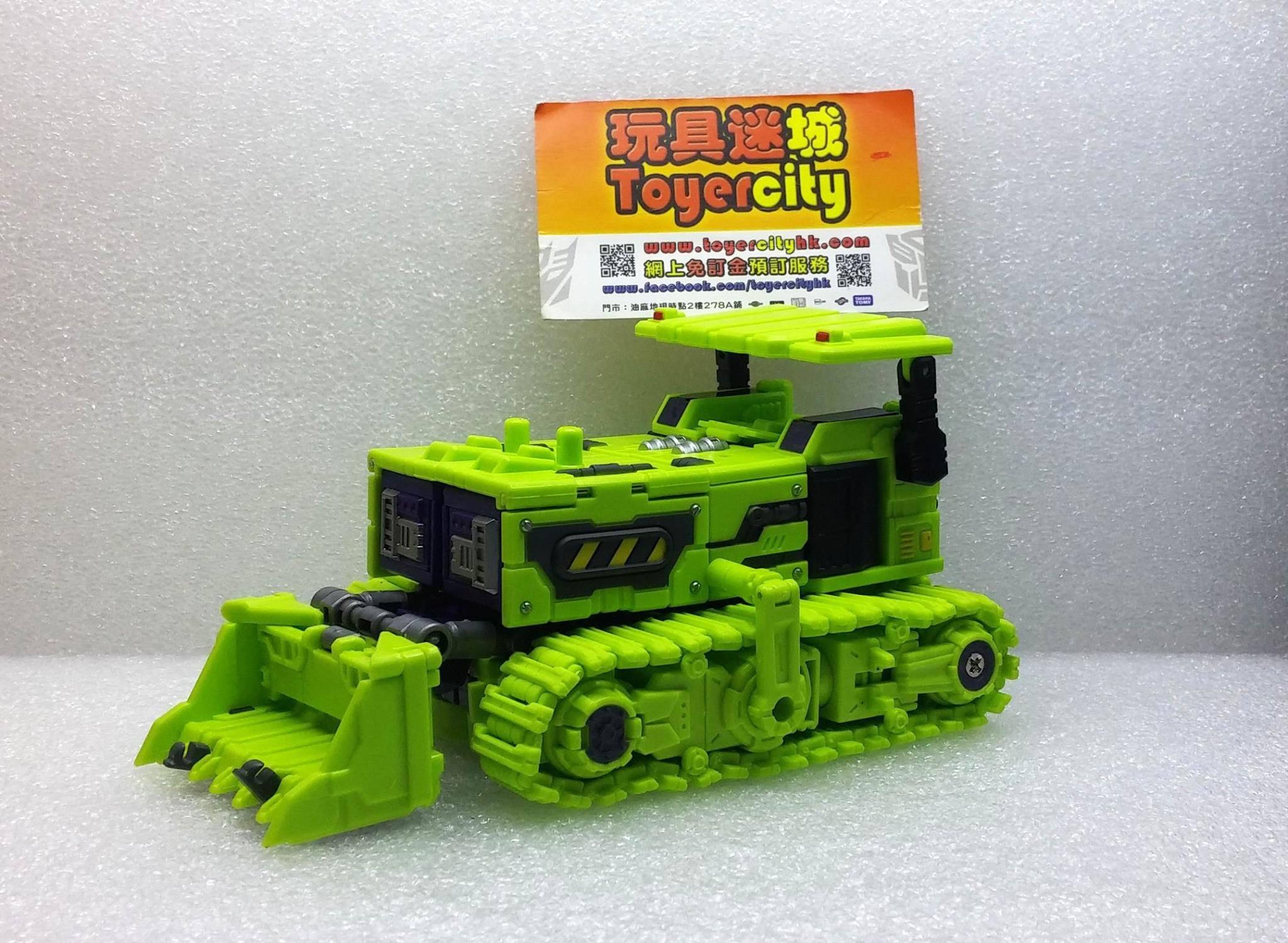 [Toyworld] Produit Tiers - Jouet TW-C Constructor aka Devastator/Dévastateur (Version vert G1 et jaune G2) - Page 3 FOvvvZbN