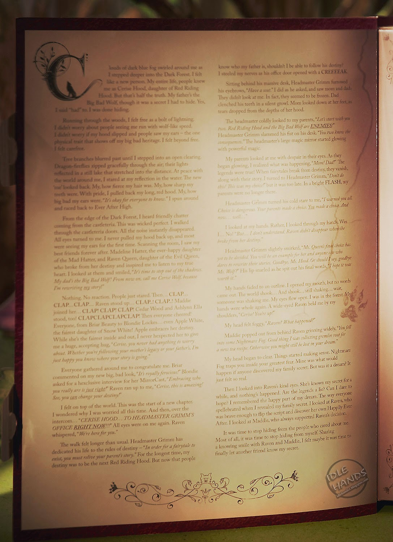 MATTEL : Ever After High - Page 5 FPJHUPrh