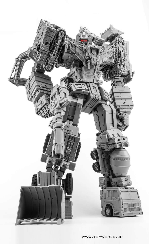 [Toyworld] Produit Tiers - Jouet TW-C Constructor aka Devastator/Dévastateur (Version vert G1 et jaune G2) - Page 2 FThj0pZ8