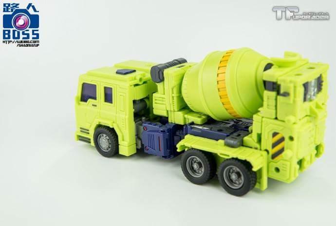 [Toyworld] Produit Tiers - Jouet TW-C Constructor aka Devastator/Dévastateur (Version vert G1 et jaune G2) - Page 4 Fe3oLSdU