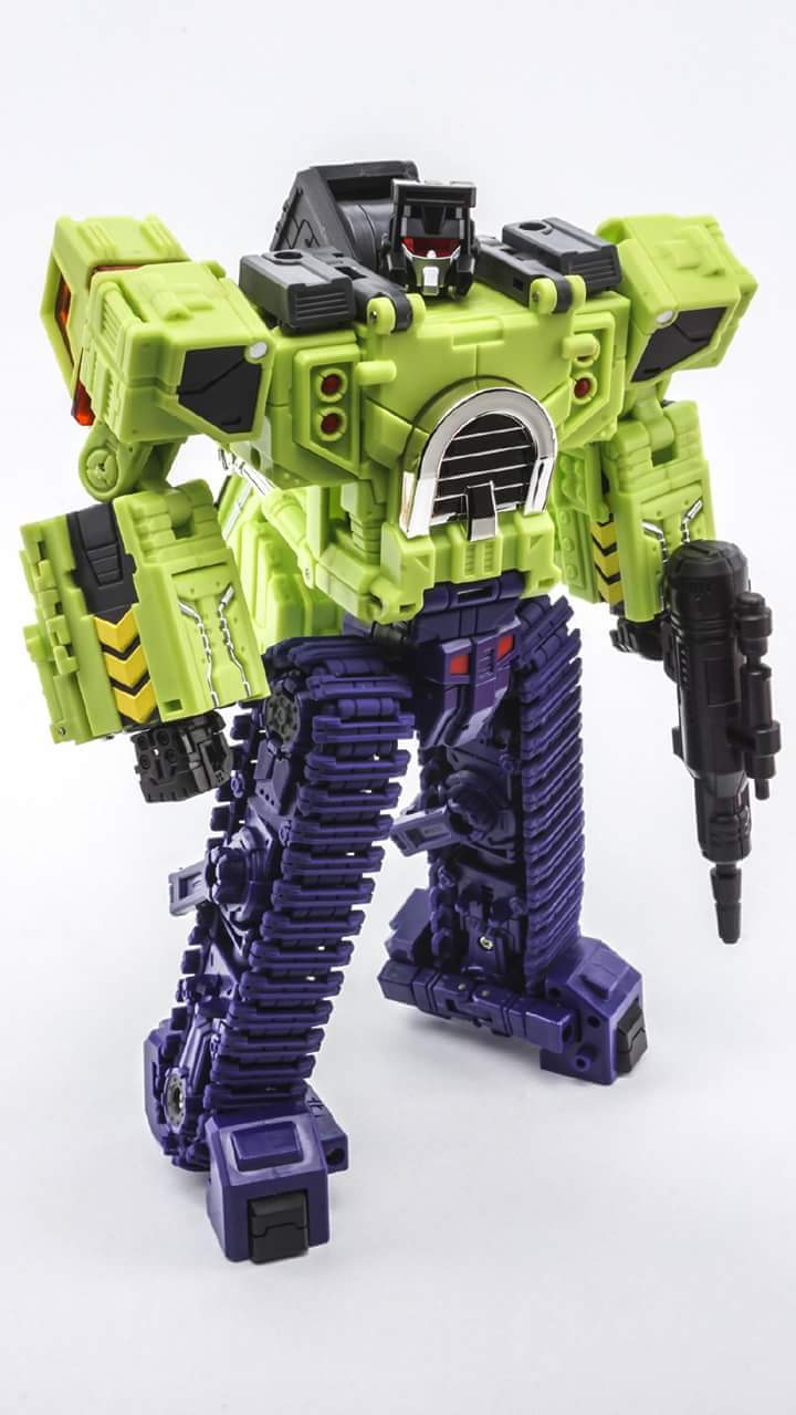 [Toyworld] Produit Tiers - Jouet TW-C Constructor aka Devastator/Dévastateur (Version vert G1 et jaune G2) - Page 2 FxKk9Zwq