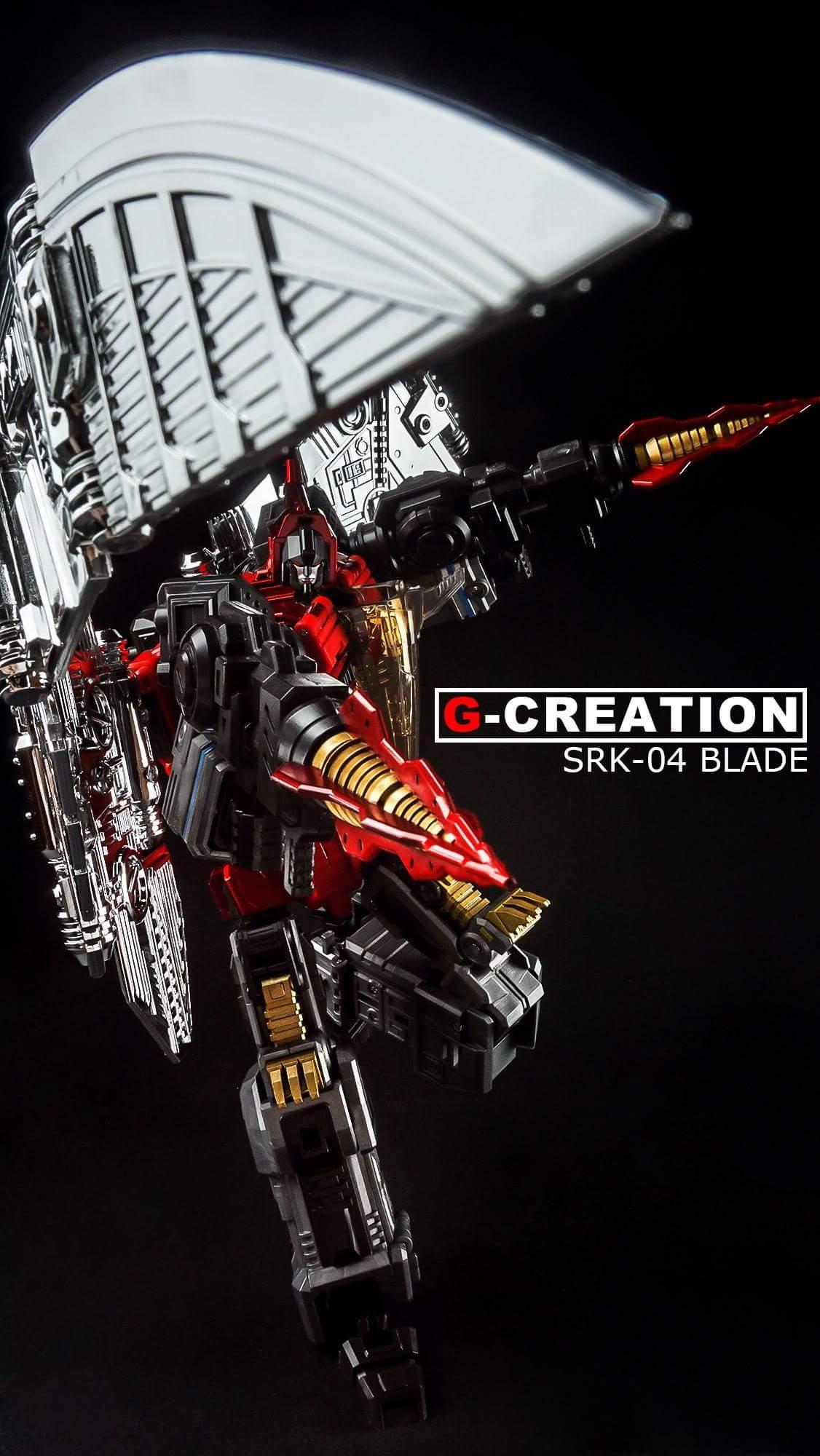 [GCreation] Produit Tiers - Jouet ShuraKing - aka Combiner Dinobots - Page 4 GlIEHUen