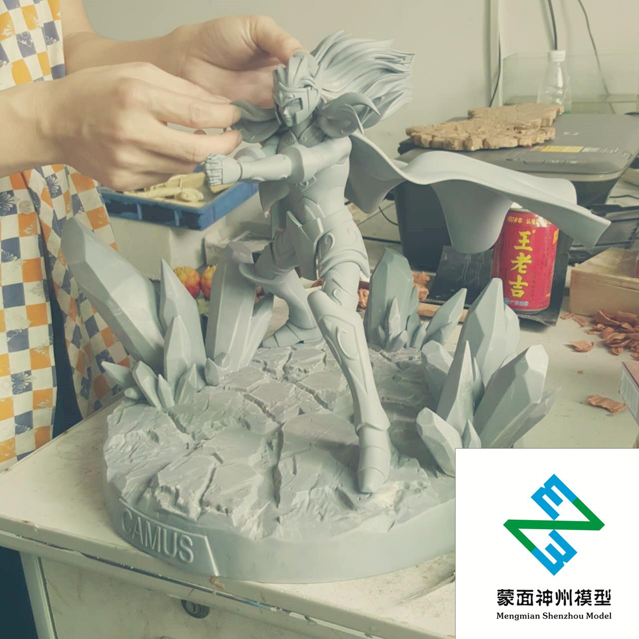 [Mengmian Shenzhou Model] Résine Camus Verseau  GzrwAiQd