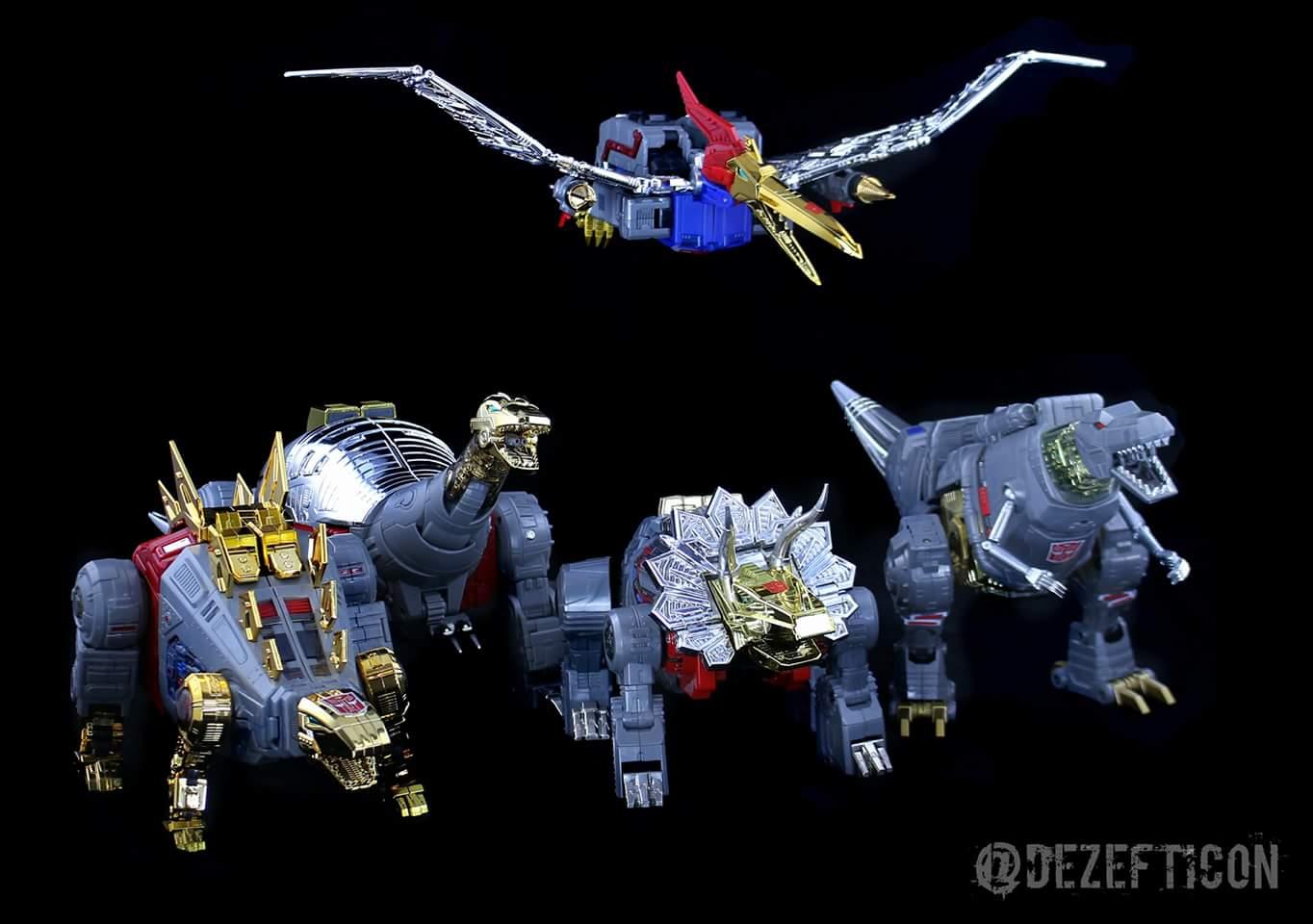 [Fanstoys] Produit Tiers - Dinobots - FT-04 Scoria, FT-05 Soar, FT-06 Sever, FT-07 Stomp, FT-08 Grinder - Page 9 HiMejZty