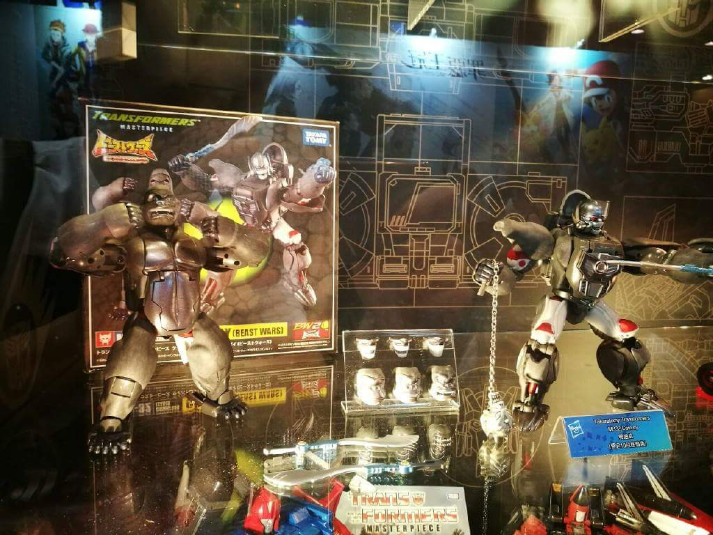 [Masterpiece] MP-32, MP-38 Optimus Primal et MP-38+ Burning Convoy (Beast Wars) - Page 3 I78hW6YE