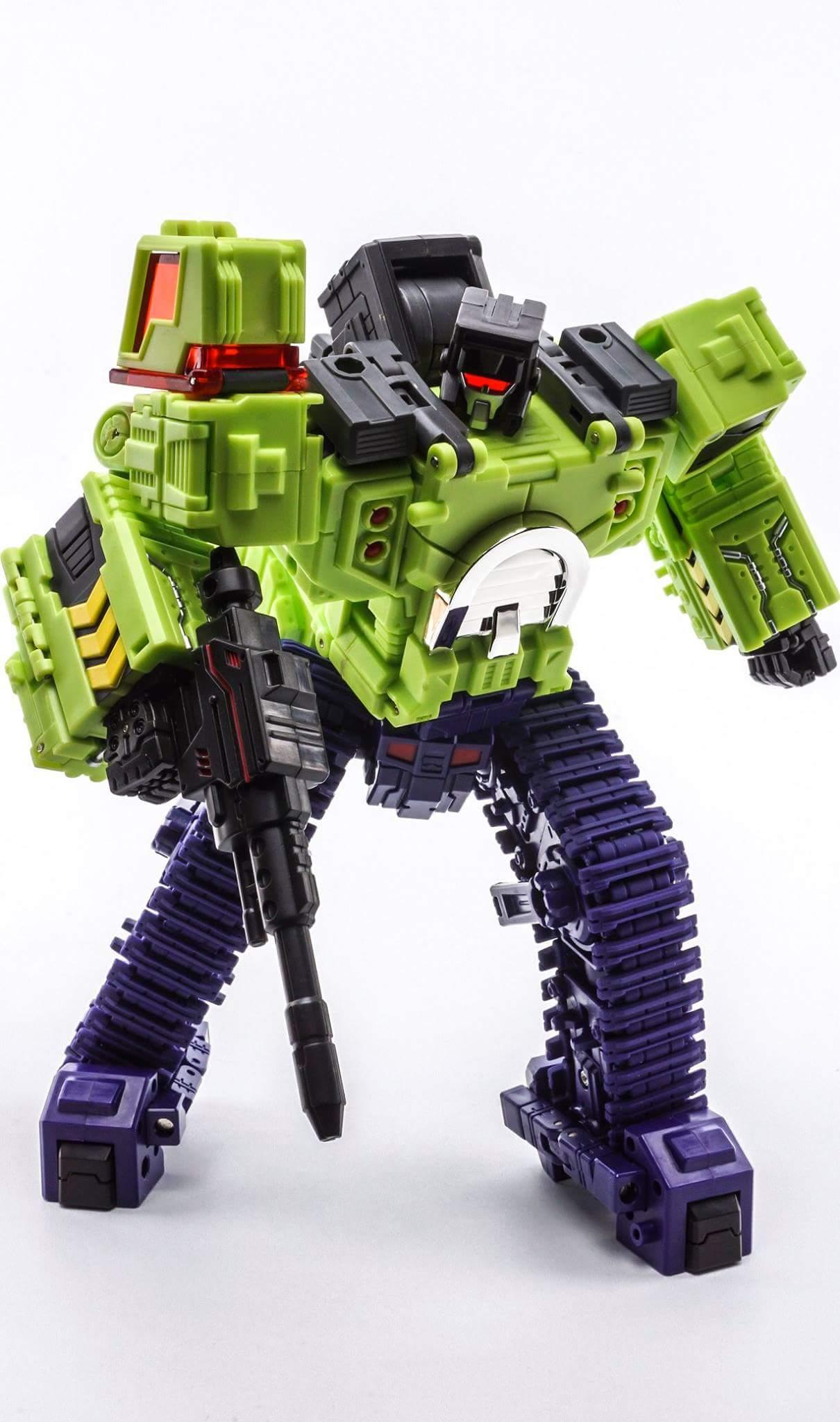[Toyworld] Produit Tiers - Jouet TW-C Constructor aka Devastator/Dévastateur (Version vert G1 et jaune G2) - Page 2 Iky3SC3q