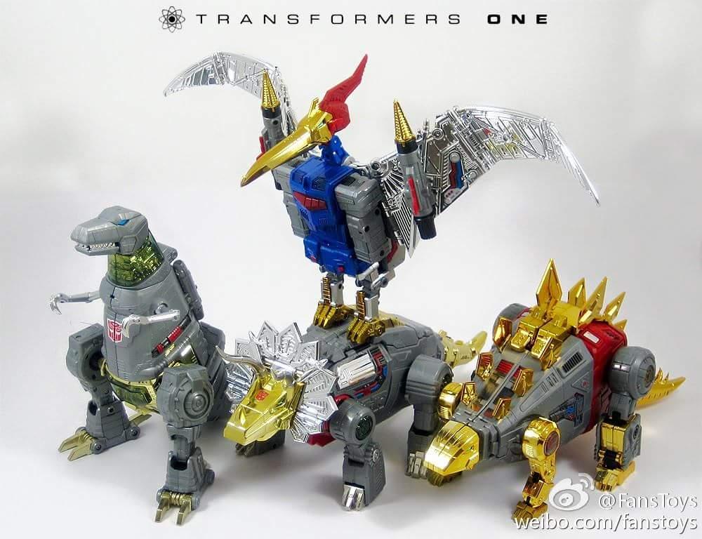[Fanstoys] Produit Tiers - Dinobots - FT-04 Scoria, FT-05 Soar, FT-06 Sever, FT-07 Stomp, FT-08 Grinder - Page 5 JNPcvuLY