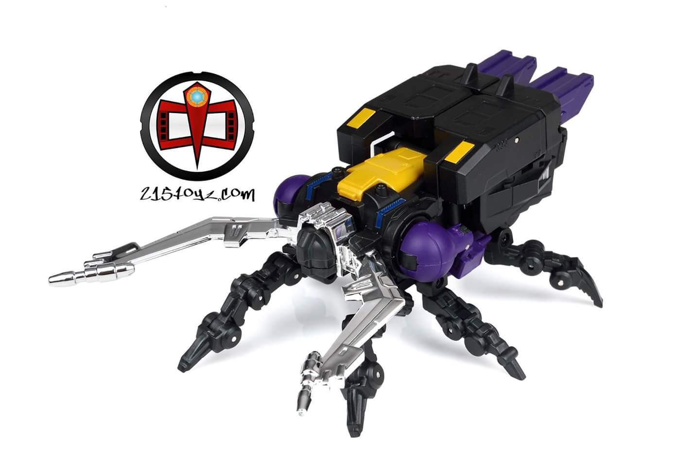 [Fanstoys] Produit Tiers - Jouet FT-12 Grenadier / FT-13 Mercenary / FT-14 Forager - aka Insecticons - Page 2 Ki9oBBYC