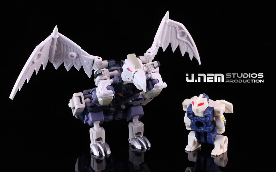 [FansProject] Produit Tiers - Jouet Saurus Ryu-oh aka Dinoking (Victory) | Monstructor (USA) - Page 2 KlHLFgm2