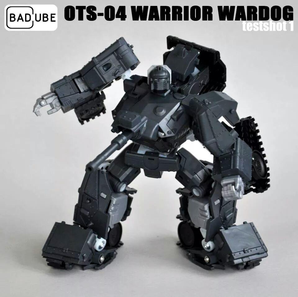 [Masterpiece Tiers] BADCUBE OTS-04 WARDOG aka WARPATH - Sortie Mai 2015 KvF0PHnP