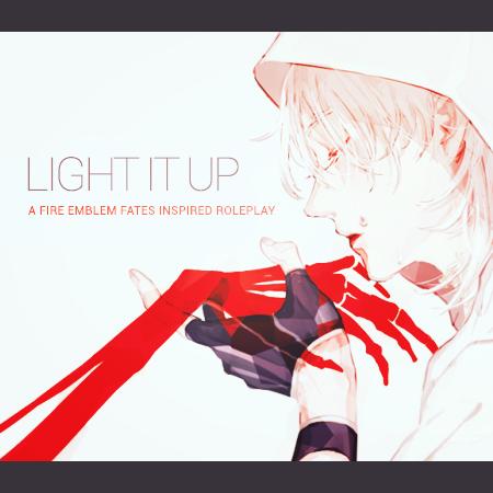 LIGHT IT UP LkSk7qk0