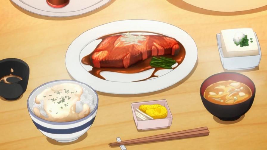 [Anime] 2D food art MJvwCTGn