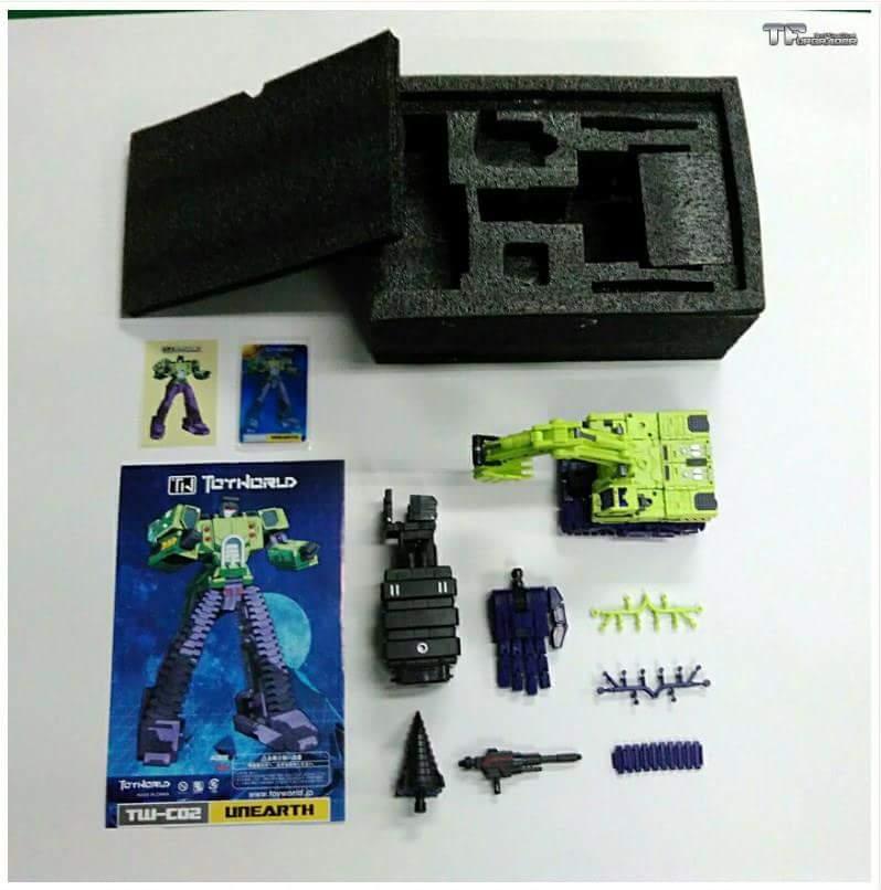 [Toyworld] Produit Tiers - Jouet TW-C Constructor aka Devastator/Dévastateur (Version vert G1 et jaune G2) - Page 2 NaRWeUpG