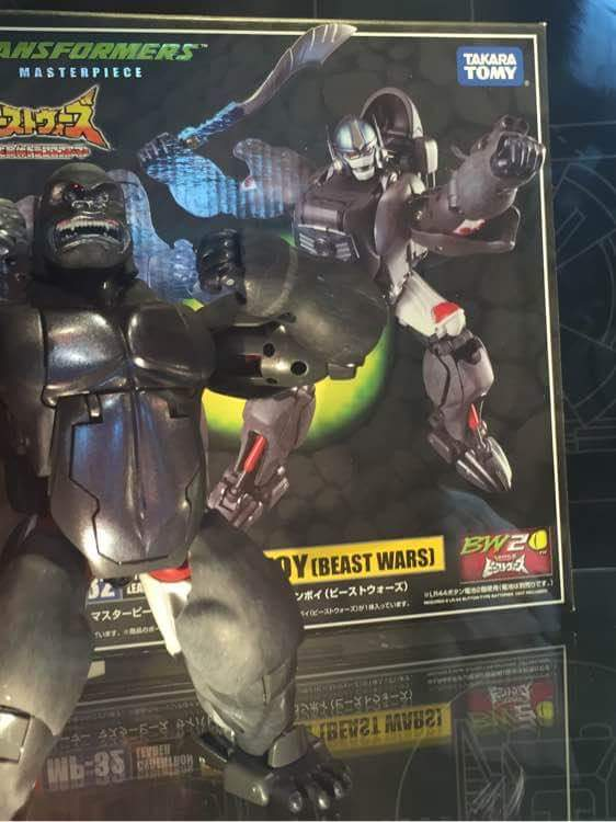 [Masterpiece] MP-32, MP-38 Optimus Primal et MP-38+ Burning Convoy (Beast Wars) - Page 3 Nnt7WXBQ