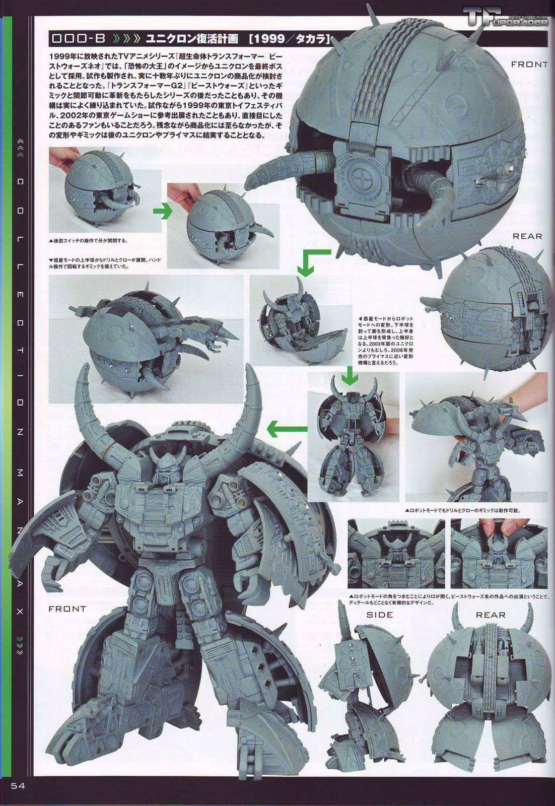 [Garatron] Produit Tiers - Gangs Of Devils G.O.D-02 Galaxy Demolishor - aka Unicron (Beast Wars Neo) OE7SHVRJ