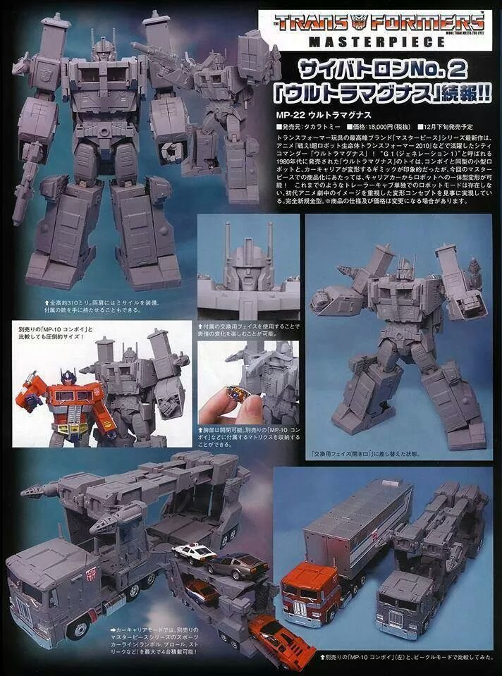 [Masterpiece Takara Tomy] MP-22 ULTRA MAGNUS - Sortie Décembre 2014 OUWmjueS
