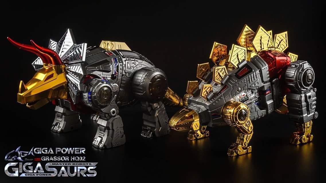 [GigaPower] Produit Tiers - Jouets HQ-01 Superator + HQ-02 Grassor + HQ-03 Guttur + HQ-04 Graviter + HQ-05 Gaudenter - aka Dinobots - Page 4 QPrwa9cy