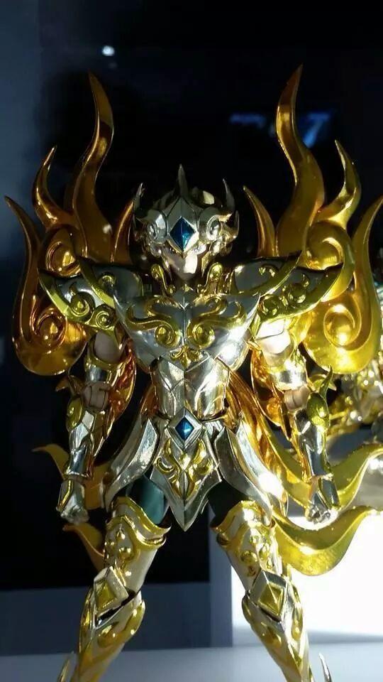 [Myth Cloth EX] Soul of Gold - Leo Aiolia gold Cloth QfZZDLpl