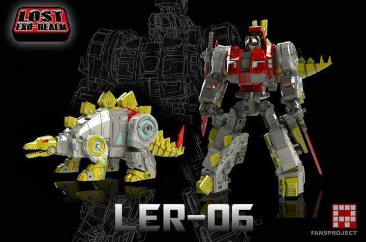 [FansProject] Produit Tiers - Jouets LER (Lost Exo Realm) - aka Dinobots - Page 2 ROc24tNT