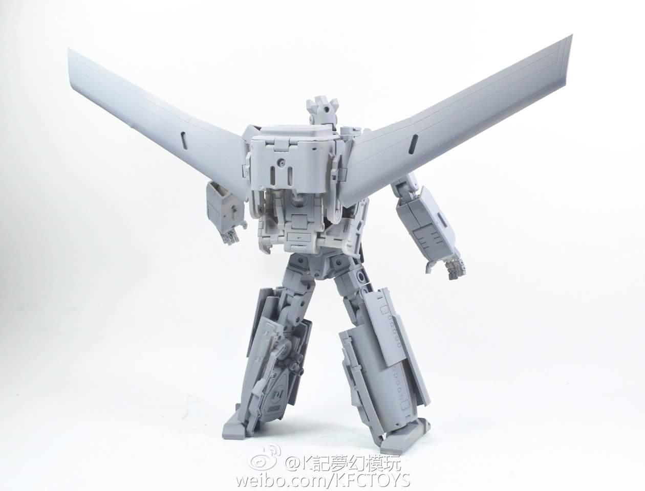 [KFC Toys] Produit Tiers - Jouet E.A.V.I Metal Phase 11A Stratotanker - aka Octane S7uImdhX