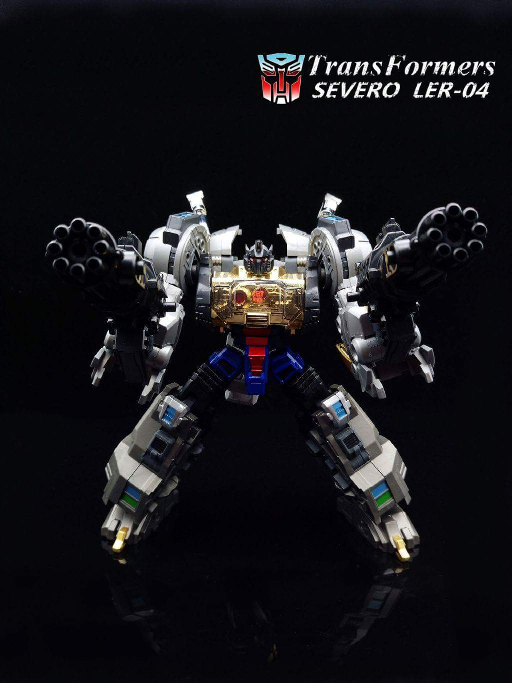 [FansProject] Produit Tiers - Jouets LER (Lost Exo Realm) - aka Dinobots - Page 3 UH2Orakf