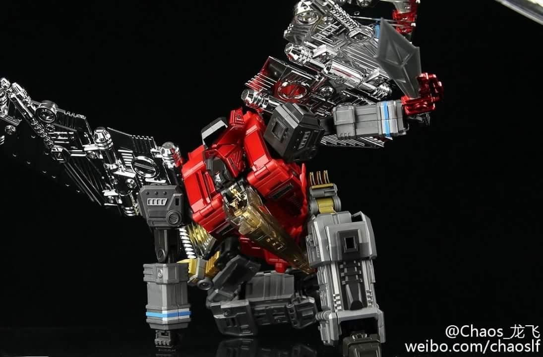 [GCreation] Produit Tiers - Jouet ShuraKing - aka Combiner Dinobots - Page 5 UjRRP1vE