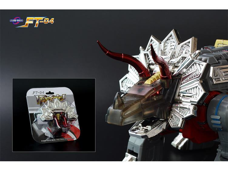 [Fanstoys] Produit Tiers - Dinobots - FT-04 Scoria, FT-05 Soar, FT-06 Sever, FT-07 Stomp, FT-08 Grinder - Page 6 UmKKmarr