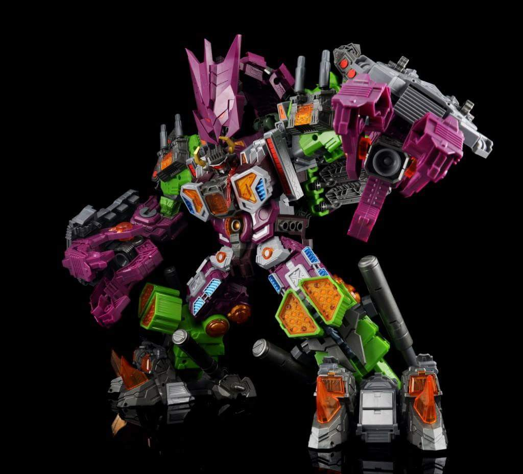 [Maketoys] Produit Tiers - Jouet MCB-03 Pandinus - aka Scorponok et MCB-03D Devil Stinger - aka Black Zarak V3WQK8R8