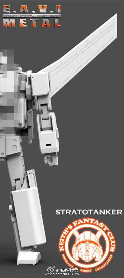 [KFC Toys] Produit Tiers - Jouet E.A.V.I Metal Phase 11A Stratotanker - aka Octane W4m3XygO