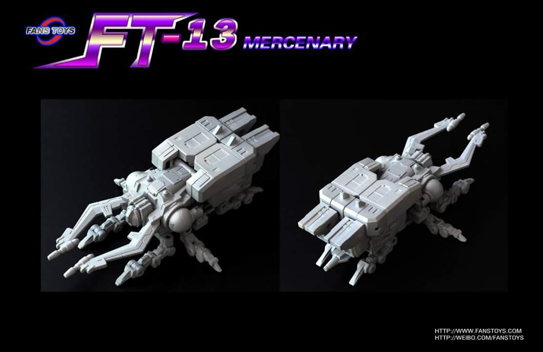 [Fanstoys] Produit Tiers - Jouet FT-12 Grenadier / FT-13 Mercenary / FT-14 Forager - aka Insecticons W8PKQto7