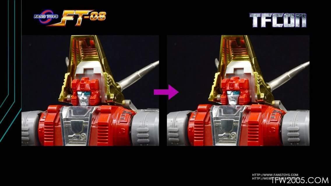 [Fanstoys] Produit Tiers - Dinobots - FT-04 Scoria, FT-05 Soar, FT-06 Sever, FT-07 Stomp, FT-08 Grinder - Page 9 WPeWp2vv