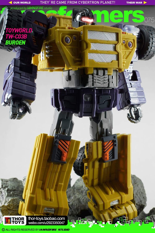 [Toyworld] Produit Tiers - Jouet TW-C Constructor aka Devastator/Dévastateur (Version vert G1 et jaune G2) - Page 8 XEYtB2cE