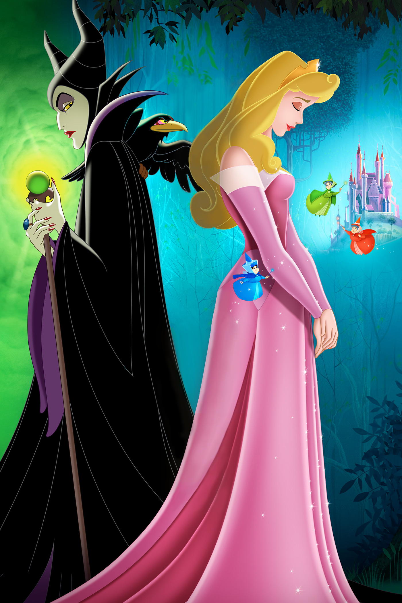 Les jaquettes DVD et Blu-ray des futurs Disney - Page 4 XRSkmAnd