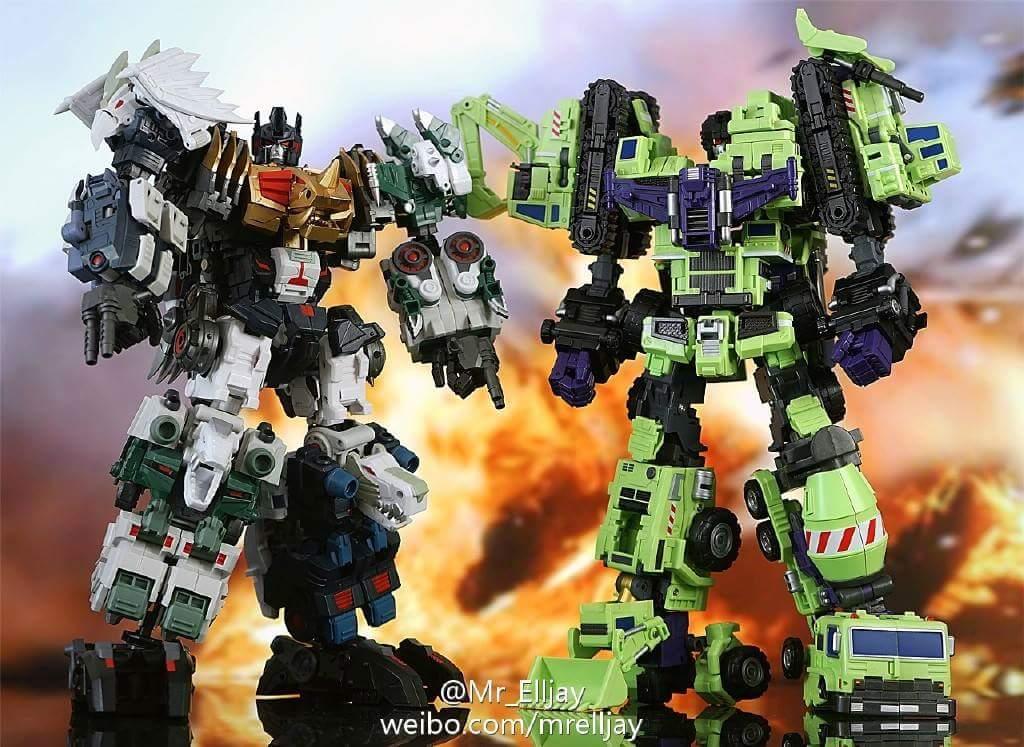 [FansProject] Produit Tiers - Jouet Saurus Ryu-oh aka Dinoking (Victory) | Monstructor (USA) - Page 2 YANlJk6R